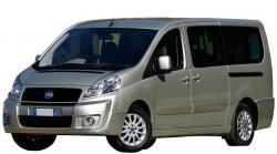 Fiat Talento - Fiat Scudo diesel (9seats)